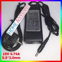 Adaptor Charger Laptop Samsung NP-RV711, NP-RV720, RV511 19V 4.74A