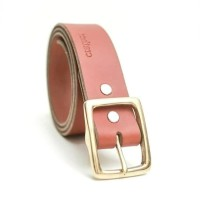 Ikat Pinggang Sabuk Kulit Nappa Norther Leather Belt - Size 34