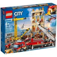 LEGO 60216 - City - Downtown Fire Brigade