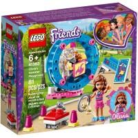 LEGO 41383 - Friends - Olivia's Hamster Playground