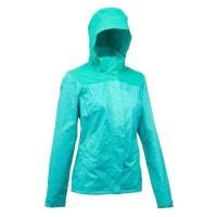 Jaket gunung original quechua waterproof jaket waterproof jaket hiking