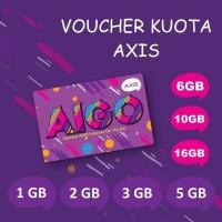Voucher Data AXIS Mini 2 GB (5 Hari)