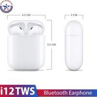 I12 Tws Headset Bluetooth Wireless Sport True Earphone Airpods Tws I12