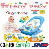Sugar Baby (Blue) Deluxe Baby Bather