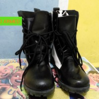Sepatu PDL Kelinci / Sepatu PM / Provost asli jatah TNI