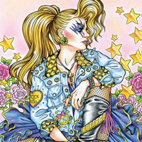 Back to the 80s: 1980s Fads and Fashion Coloring Book for Adults
