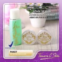 Paket Cream Wajah 3D Acne Reg TC Skin Bpom Skin Care Kulit Berjerawat