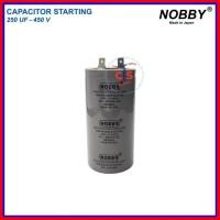 Kapasitor (capacitor) Starting 250 Uf (part Kompresor 450v - /