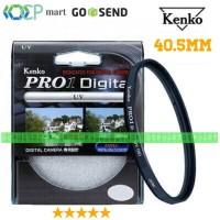 Filter UV Kenko Pro 1 Digital 40.5mm Protector 40.5 mm Sony 16-50mm