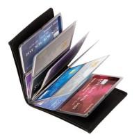 DOMPET KARTU NAMA /ATM /KTP/EMONEY ISI 24