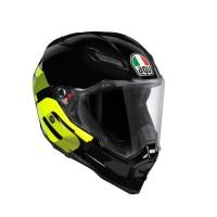AGV AX8 Naked Evo Rossi Identity Helm Full
