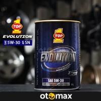 Oli Mobil Top 1 Evolution SAE 5W-30 API SN 1LT