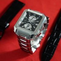 SEIKO PREMIER Chronograph jam tangan pria asli original antik murah