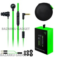 Headset Gaming Razer Hammerhead Pro V2 Earphone Gaming Razer Super Bas