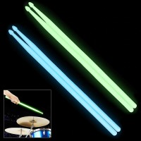 Stick Drum Glow In The Dark Nylon 5A Stik Drum Impor STKD-70
