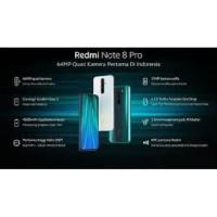 Redmi Note 8 Pro 6/128 Garansi Resmi Xiaomi Indonesia/TAM