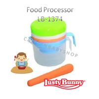 LUSTY BUNNY FOOD PROCESSOR LB 1374 PERASAN JERUK FOOD MAKER