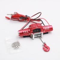 KYX 1/10 Dual Motor Winch Full metal For Rc Car