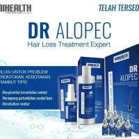 DR. Alopec Set (Solusi Kebotakan )