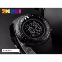 Jam Tangan Pria Digital SKMEI 1420 BLACK/BLACK water resistant 50m