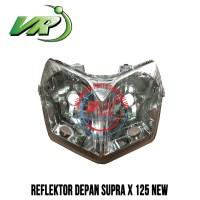 Lampu Supra reflector reflektor headlight head light depan Supra x 125