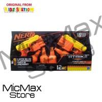 Nerf Nstrike N-Strike Alpha Fang QS-4 QS4 Dual Targeting Set