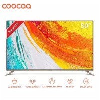 COOCAA LED TV 50 inch 4K Android TV - Wifi - 4K -Infinity View (50S5G)