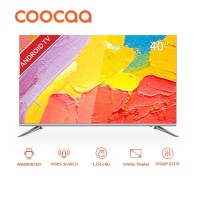 COOCAA LED TV 40 inch Android TV - Wifi - FHD - Infinity View ( 40S5G)