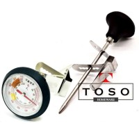TOSO Thermometer Coffee With Clip Mekanik Termometer Kopi