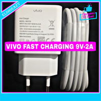 Charger Casan Adaptor Vivo V11 Pro Fast Charging Micro USB 9V 2A - Putih