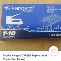 Isi staples kangaroo T10