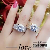 xuping cincin replika berlian #1629