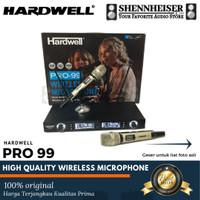 Mic HARDWELL PRO 99 Wireless Microphone Multichannel UHF