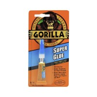 GORILLA Super Glue 3gr Tube