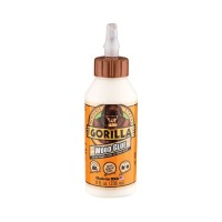 GORILLA Wood Glue 236ml PVA Water Resistant Adhesive