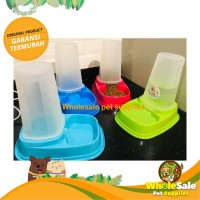 PET DISPENSER Anti Semut 1.5LT / Tempat Makan Minum Kucing Anjing