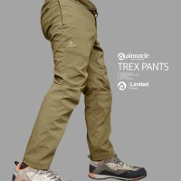 Celana Panjang Pinnacle Pro Trex Pant Camping Hiking Outdoor