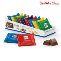 RITTER SPORT MINI BAR CHOCOLATE MIX 150gr / MINI COKELAT VARIAN RASA