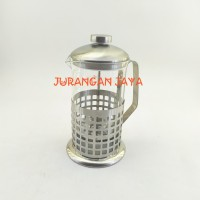 French Press Coffee Plunger 600ml