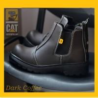Sepatu boot pria militer tactical outdoor proyek lapangan adidas