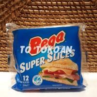 BEGA CHEESE SUPER SLICES   KEJU SLICE 250 GR