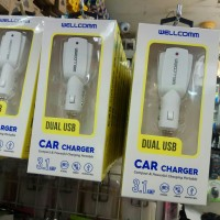 CHARGER MOBIL WELCOME 3,1 A