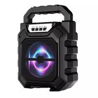 Speaker portable bluetooth K99 - Hitam - Hitam