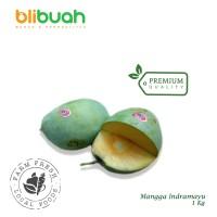 Mangga Indramayu Buah Tebal 1kg / Mango / Mangga