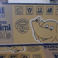 Susu UHT Ultra mimi kids 125 ml | rasa vanila | Isi 40 pcs