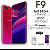 Oppo F9 pro 6/64GB garansi resmi oppo