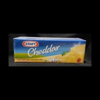 Keju Kraft/keju cheddar 250gr repack