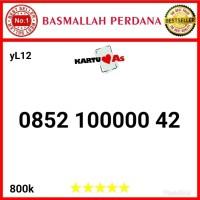 Nomor Cantik As seri Panca 00000 0852 100000 42 yL12