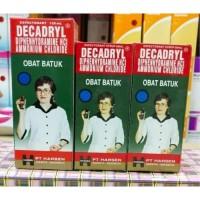 DECADRYL Sirup 60 ml