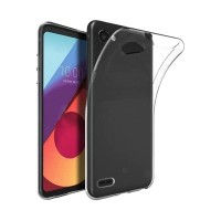 Ultrathin TPU Jelly Silicone Softcase Casing for LG Q6 / Q6+